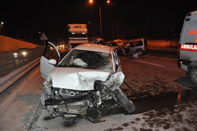 Eskişehir'de Korkunç Kaza