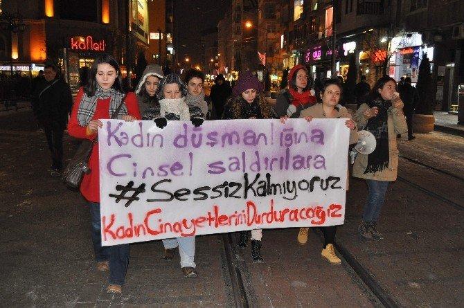 Kadınlardan İstanbul'daki Tecavüz Olayına Tepki