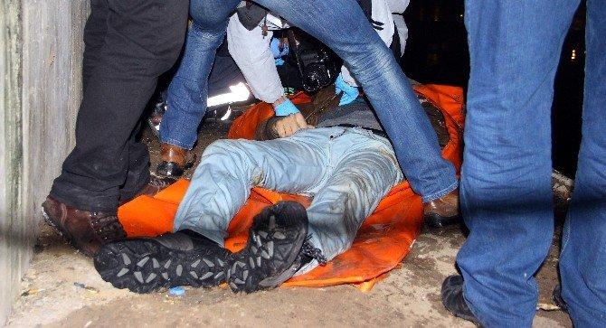Porsuk Çayı'na Düşen Gencin Cansız Bedeni Çıkarıldı