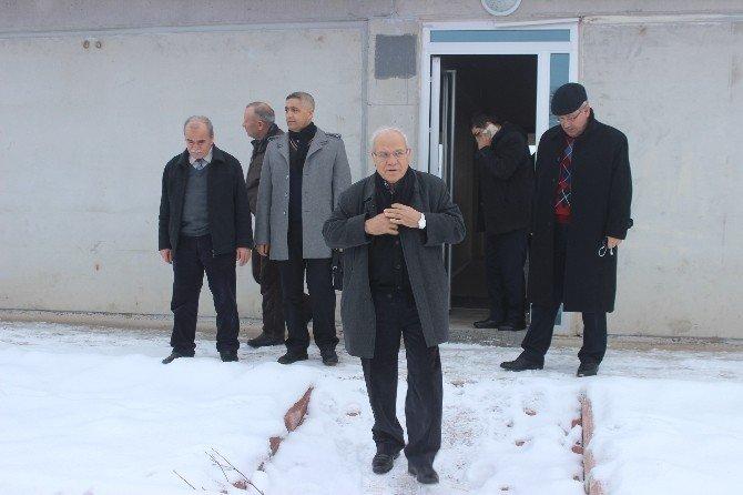 Madeni Eşya Sanatkarlar Federasyon Başkanı Saraçoğlu'nun Tavşanlı Ziyareti