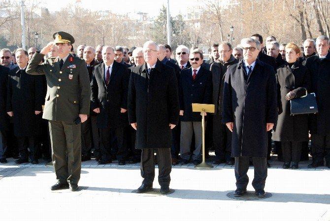 Atatürk'ün Gaziantep'e Gelişinin 83. Yıldönümü Kutlandı