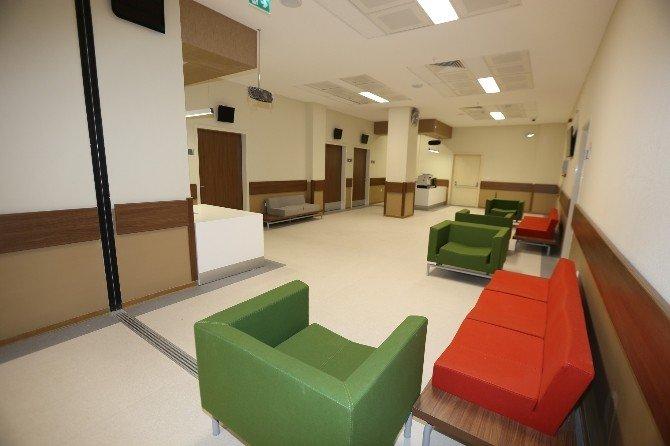 Dünyanın İlk Karaciğer Nakil Hastanesi Malatya'da Açıldı