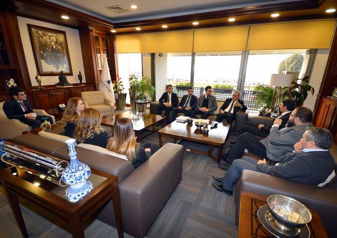 Başkan Kocaoğlu, planlamada ihtisas mahkemesi istedi