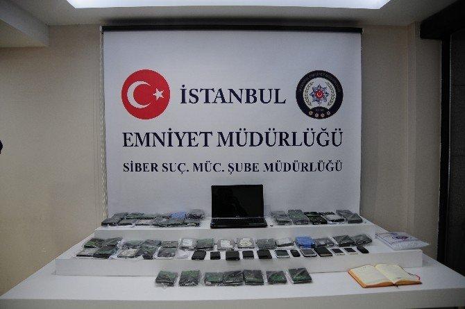 İstanbul'da Binlerce Kişiyi Dolandıran Çete Çökertildi: 40 Gözaltı