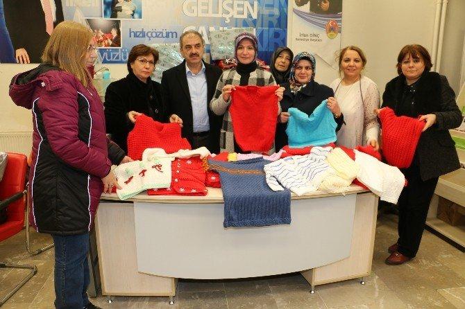 Bu Örgüler Bayırbucak Türkmenleri İçin