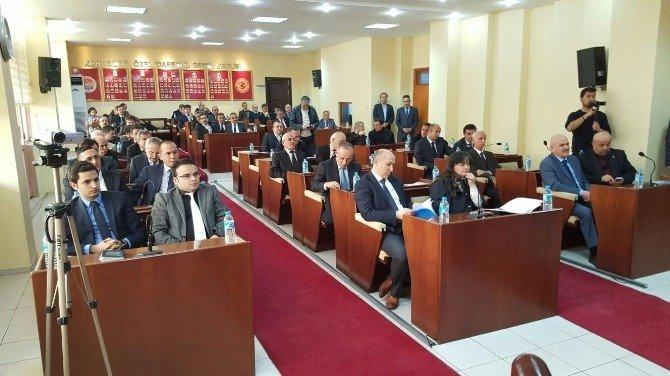 Karabük'te İl Koordinasyon Kurulu Toplantısı