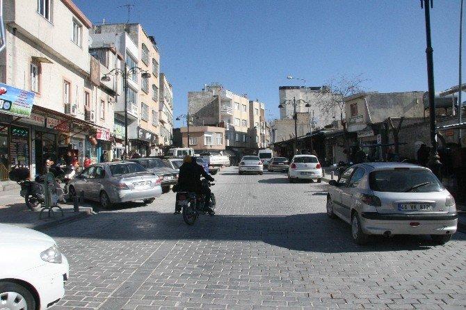 Kilis'te Park Sıkıntısı Had Safhada