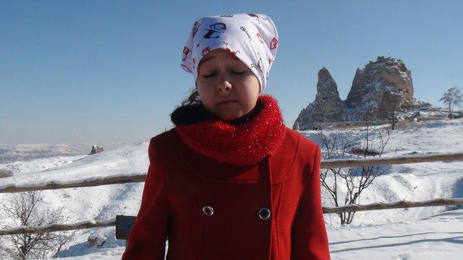 Lösemili çocuklar Kapadokya'da buluştu