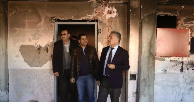 Tarsus'ta PKK'nın yaktığı okula 1 milyon TL harcanacak