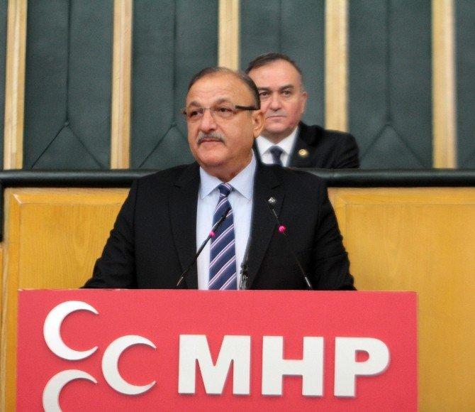 MHP'de 19 Yıl Sonra Bir İlk