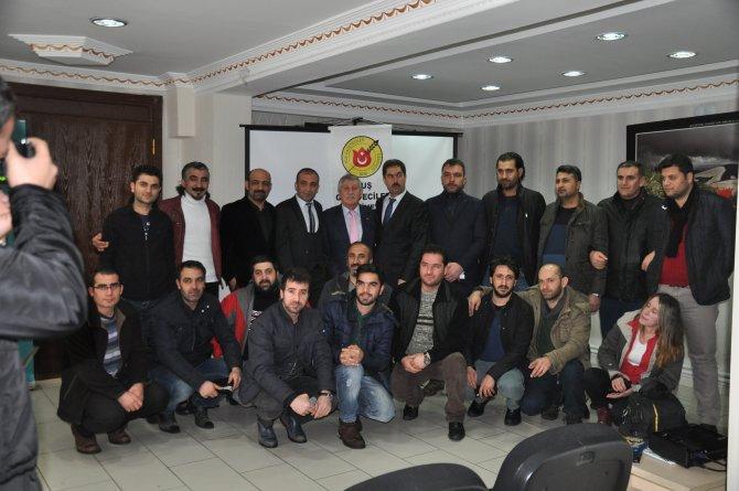 Gazetecilere 'yerel gazetecilik' eğitimi verildi