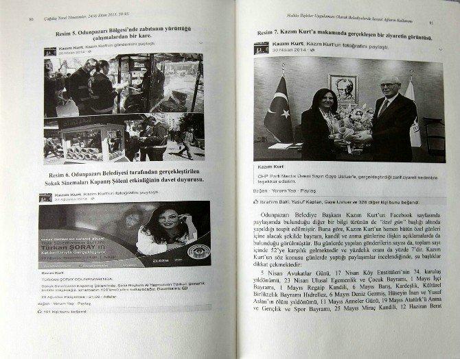 Kazım Kurt'un Sosyal Medya Kullanımı Bilimsel Olarak Araştırıldı