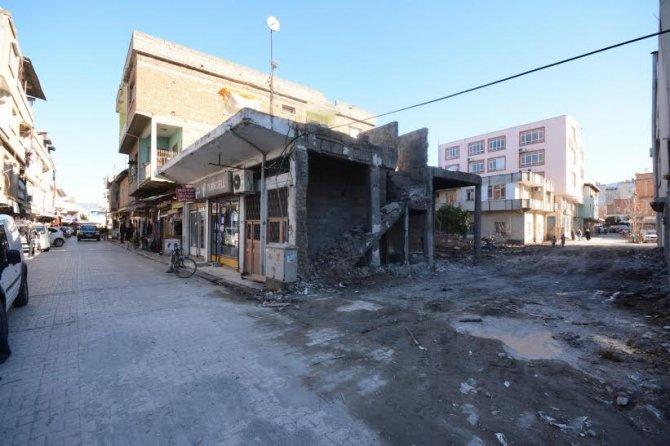 Yeni Çarşı ile Hamam Sokak bağlantısı yapıldı