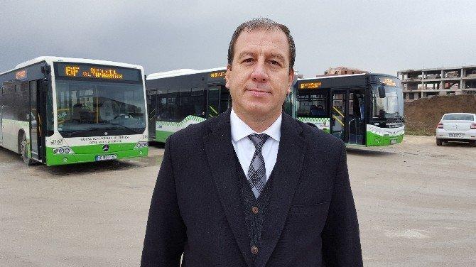 Toplu Taşımada Konfor Artıyor