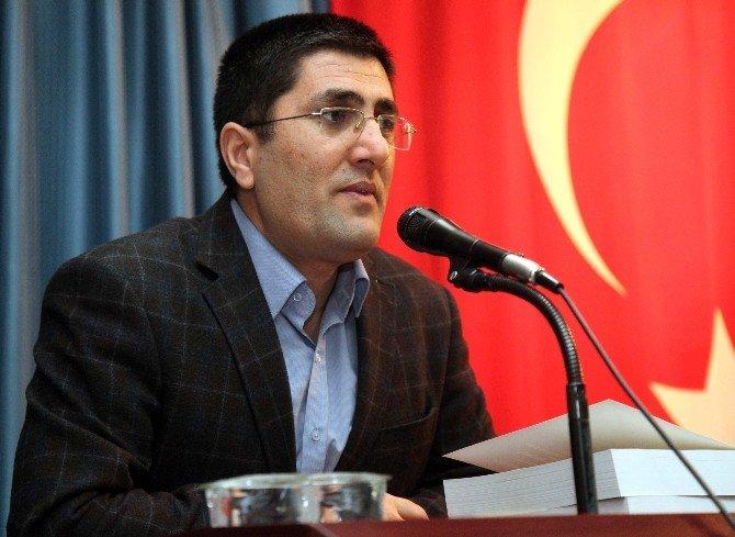 Prof. Dr. Özlü, Bilim Sanat Merkezi Öğrencilerine Konferans Verdi