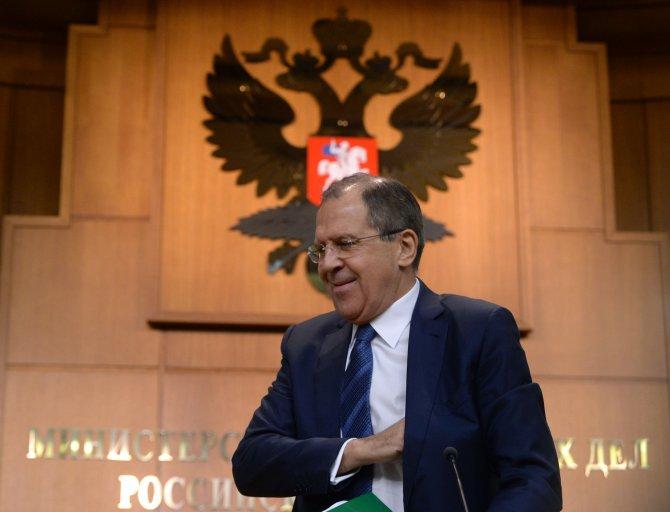 Lavrov'dan İngiltere, Kırım, Gürcistan ve Norveç açıklaması