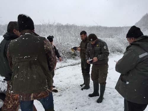 Sakarya'da 48 Avcı Denetlendi