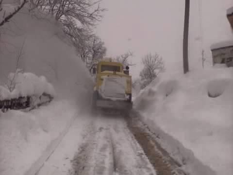 Tokat'ta Köy Yolları Ulaşıma Açıldı
