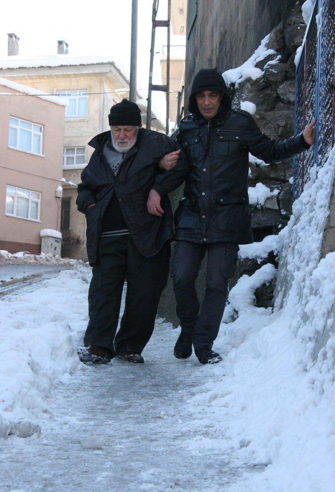 Trabzon dondu