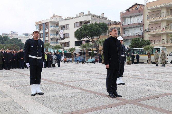 Atatürk'ün Turgutlu'ya Gelişinin 93. Yılı Kutlandı