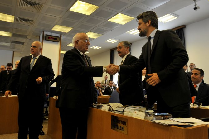 TBMM Başkanı Kahraman: Yeni anayasa acil ihtiyaç