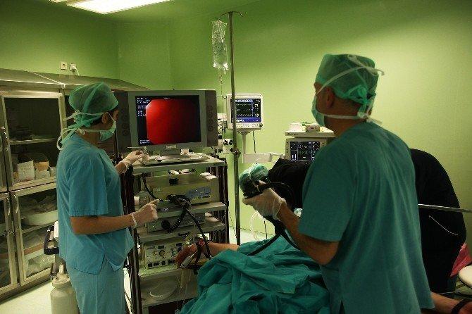 Laparoskopik Ve Endoskopik Girişimler Yaygınlaşıyor
