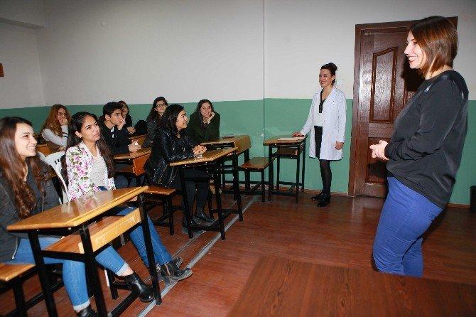 Kariyer Günüyle Öğrenciler Tecrübe Kazandı