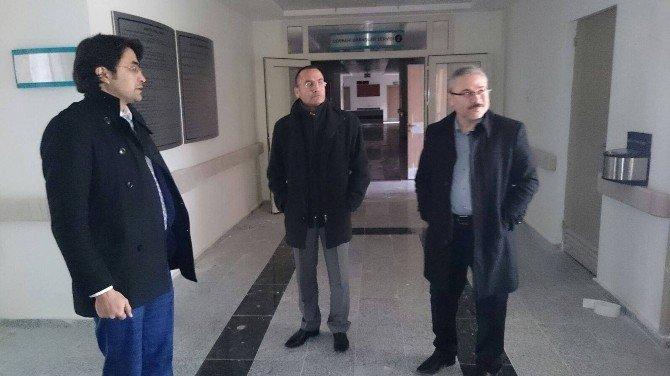 Mut'ta Yeni Devlet Hastanesi Haziran'da Hizmete Girecek