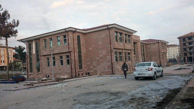Osmancık Adalet Sarayı Hizmete Tamamlandı
