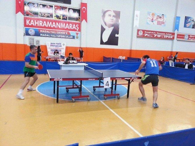 Yeşilyurtspor Masa Tenisinde 4 Kupa, 7 Madalya Kazandı