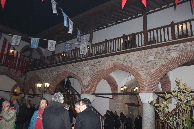 Aslına Uygun Restore Edilen Tarihi Yapı Otel Oldu