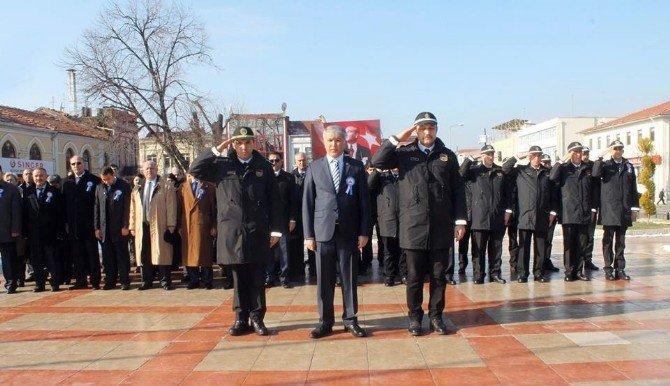 Edirne'de Dünya Gümrük Günü Kutlandı
