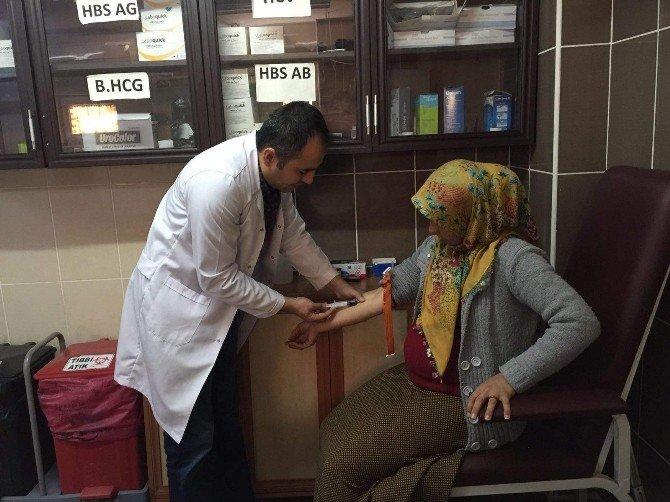 Samsat Devlet Hastanesi 2015 Yılını Başarı İle Tamamladı