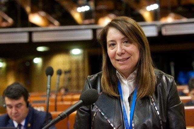 AK Parti Milletvekili Günay Avrupalı Parlamenterlere Seslendi