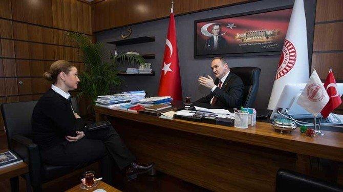 Faruk Özlü'den Al Jazeera'ye Önemli Açıklamalar!