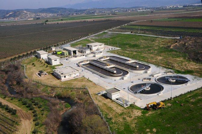 İzmir'de 10 ileri biyolojik atık su arıtma tesisi daha yapılacak