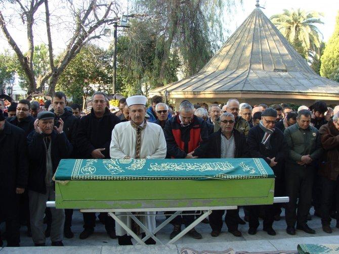 Aydın Bakkallar Odası eski Başkanı Uygurlu toprağa verildi