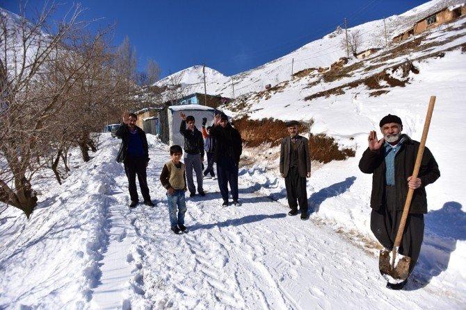 Balıkdere Mahallesi'nin Yolu Yeniden Ulaşıma Açıldı