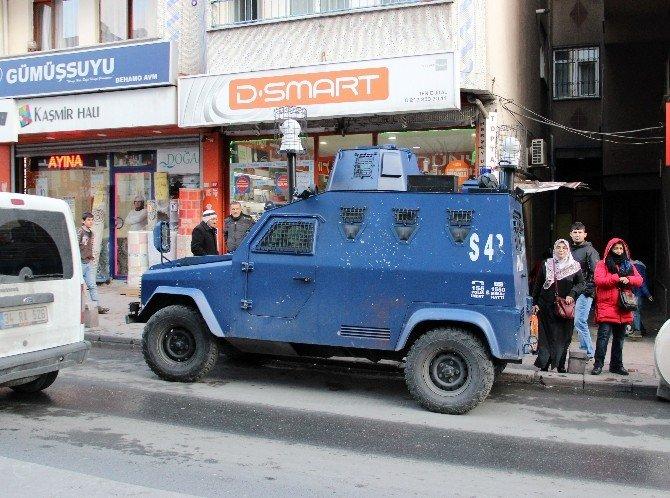 Beyoğlu'nda Silahlı Banka Soygunu