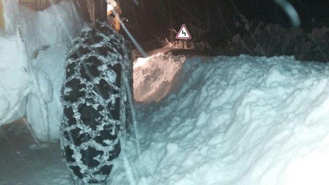 Birkaç günlüğüne hayatı zorlaştıran kar Samsun'a bolluk getirecek