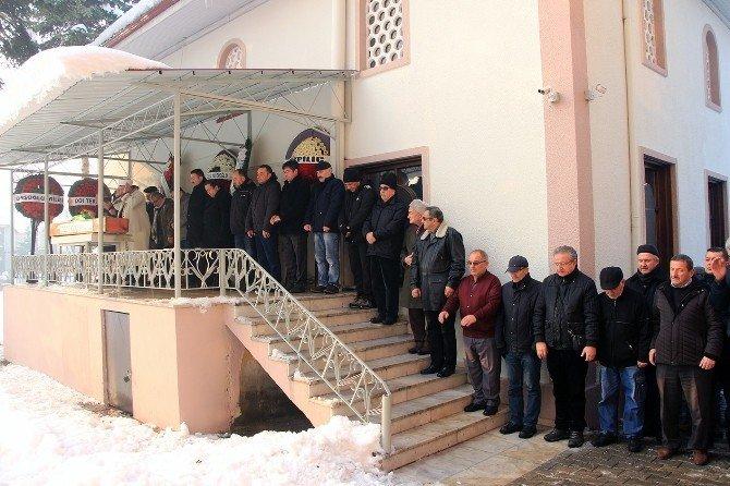 Bolu Belediye Başkan Yardımcısının Acı Günü