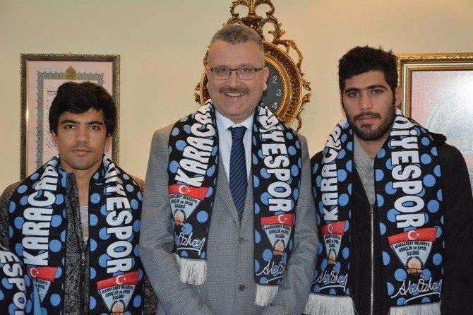 Karacabey Belediyespor Yeni Transferiyle Şahlanıyor