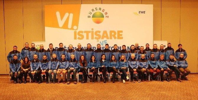 Bursagaz'dan İstişare Toplantısı