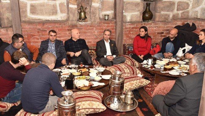 Büyükşehir, Ulusal Medyaya Erzurum'u Tanıttı