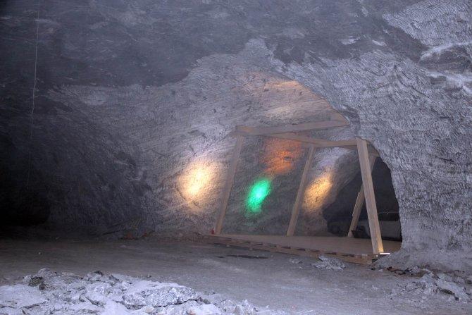 Tuz Mağarası, içine yapılacak tesislerle turizme kazandırılacak