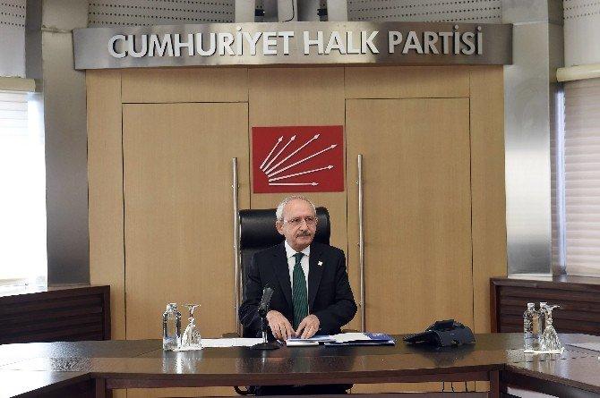 CHP Merkez Yönetim Kurulu Toplandı