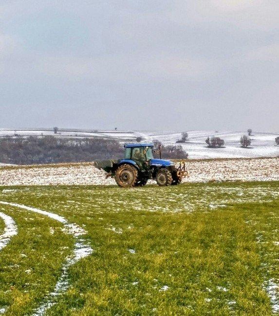 Zorlu Hava Şartlarında Çiftçilik
