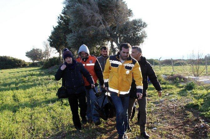 Didim'de Göçmen Cesedi Kıyıya Vurdu