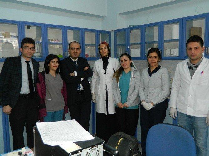 Doğanşehir Devlet Hastanesi Bir İlke İmza Attı