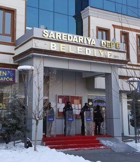 Elazığ'da PKK/kck Operasyonu: 2 Başkanla Birlikte 11 Şüpheli Gözaltında